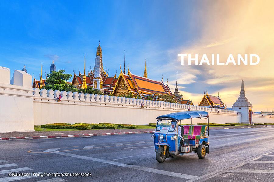 Cách mang xe máy qua cửa khẩu Campuchia – Lào – Thái Lan