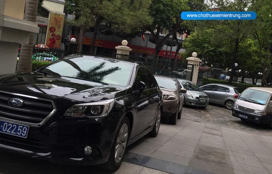 TP HCM sẽ thí điểm cho thuê xe công