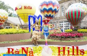 hình ảnh lễ hội Bà Nà Hills