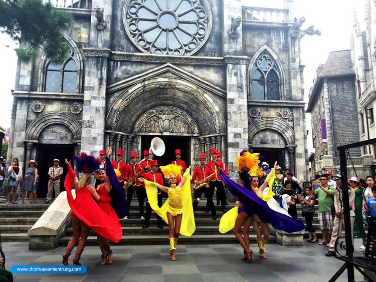 lễ hội Bà Nà Hills