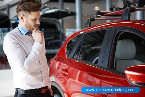 kinh nghiệm mua xe mới