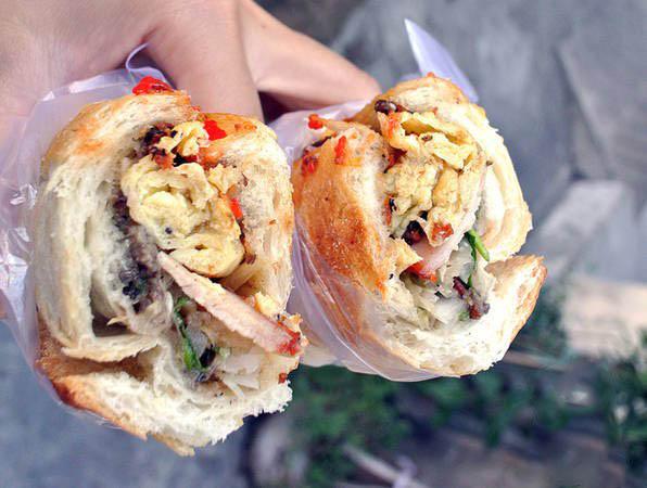 bánh mỳ Khánh Hội An