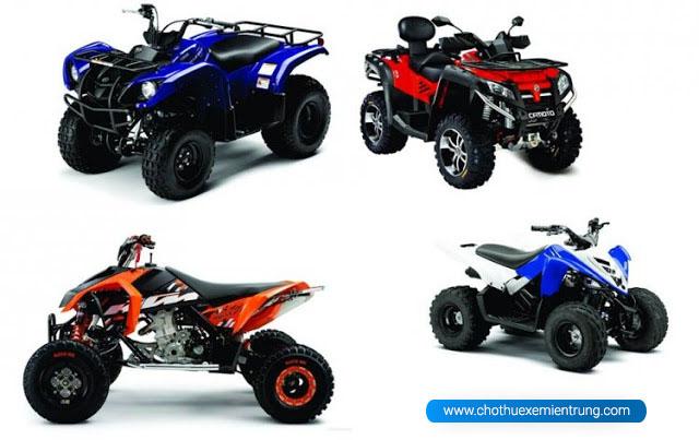 Các loại xe môtô, Mô tô ATV