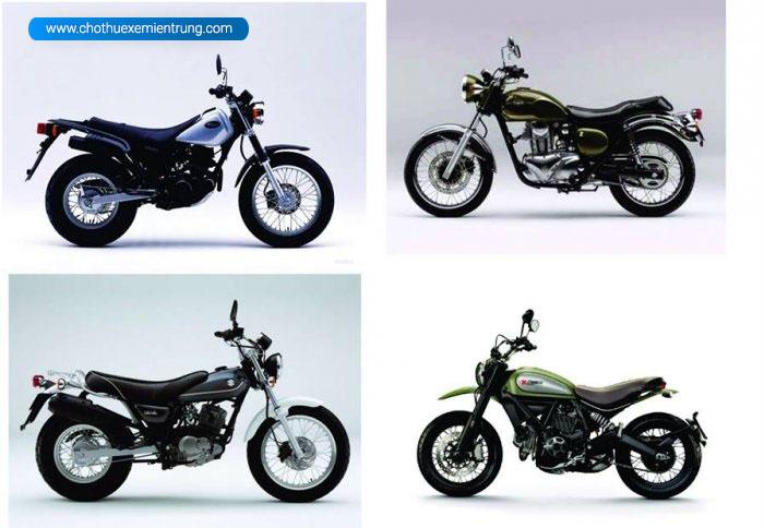 Các loại xe môtô, Scrambler
