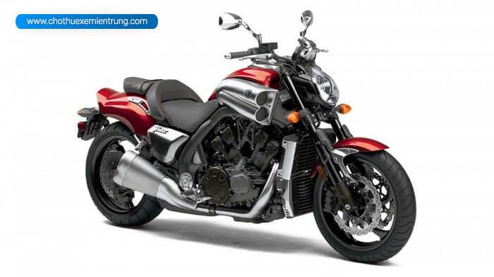 Các loại xe môtô, Naked-muscle Yamaha V Max 1600cc