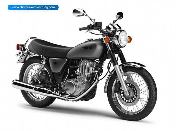 Các loại xe môtô, Retro Yamaha SR400