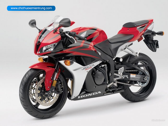 Các loại xe môtô, Sportbike Honda CBR