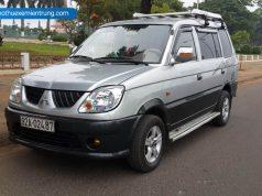 mẫu xe cũ 2000 mitsubishi jolie