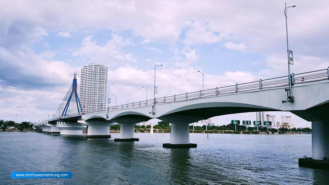 cầu sông Hàn, quận 3 đà nẵng ở đâu