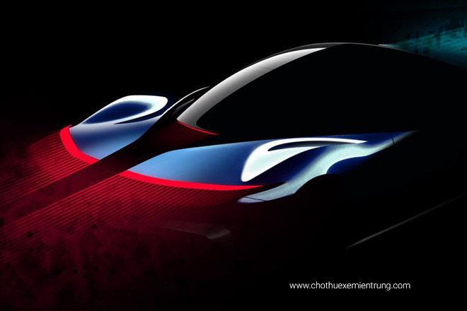 siêu xe điện Pininfarina