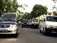 Cho thuê xe công tại thành phố HCM