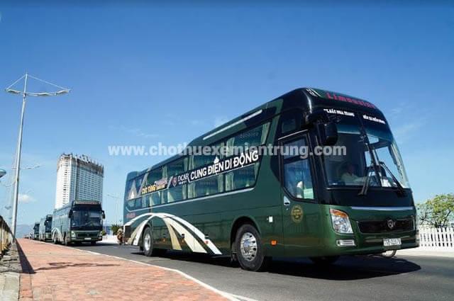"""Cúc Tùng Limousine ra mắt dòng xe DCAR """"Cung điện di động"""""""