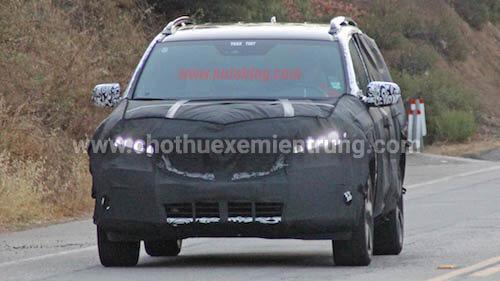 Honda sắp sản xuất SUV Honda Passport nằm trên CR-V