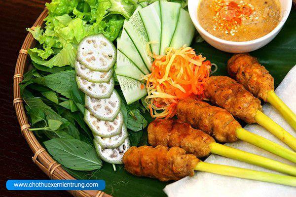 Món ngon xứ Huế, nem lụi