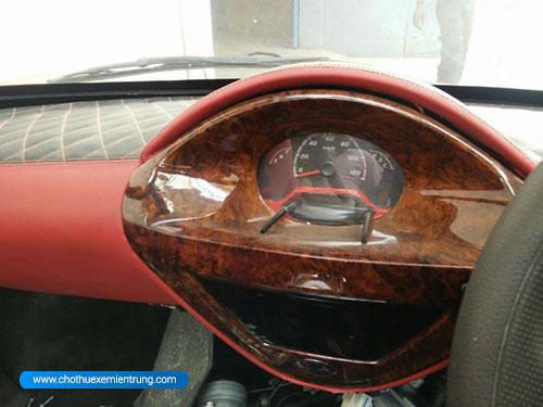 Siêu xe bugatti veyron độ