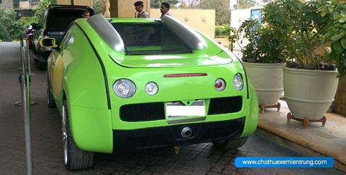Độ Siêu xe bugatti veyron