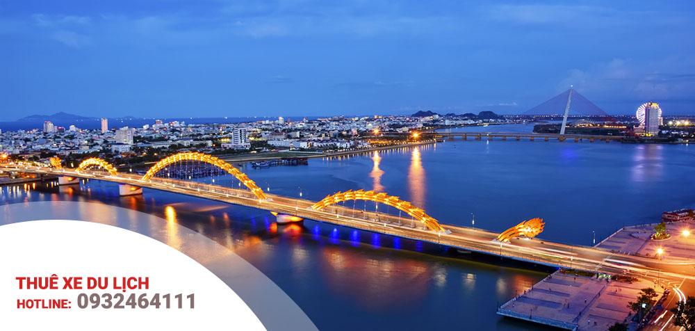 Thuê xe du lịch Huế Đà Nẵng