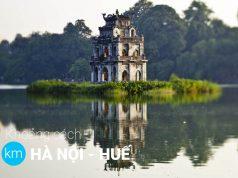 Khoảng cách Hà Nội Huế bao nhiêu km