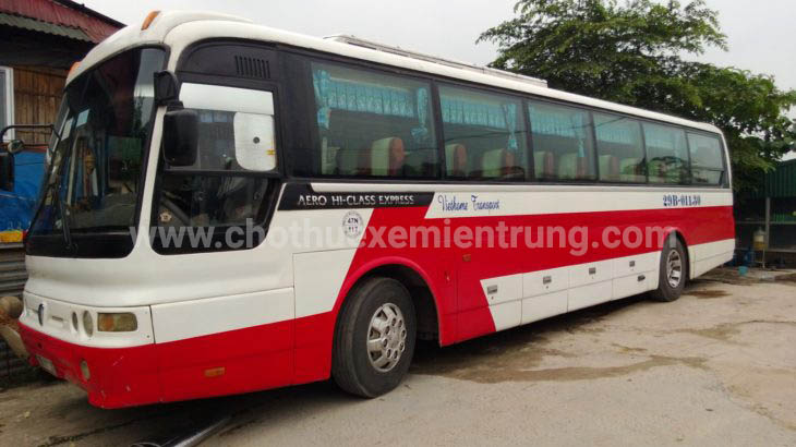 Các tuyến xe bus từ sân bay Phú Bài đi A Lưới