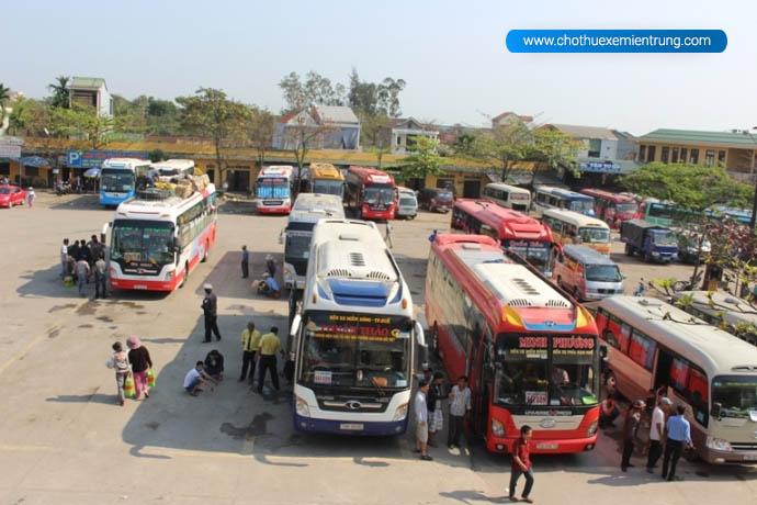 Từ sân bay Phú Bài đi La Vang