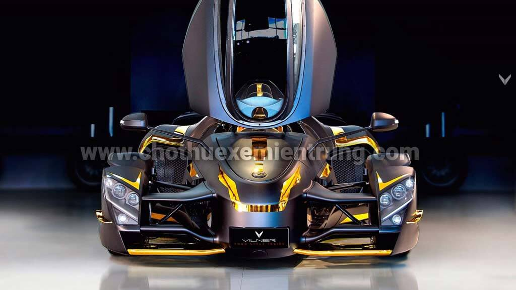 Siêu xe Advanced Design Tramontana