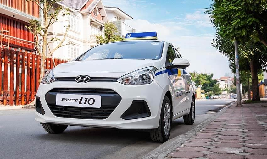 Taxi ở Huế