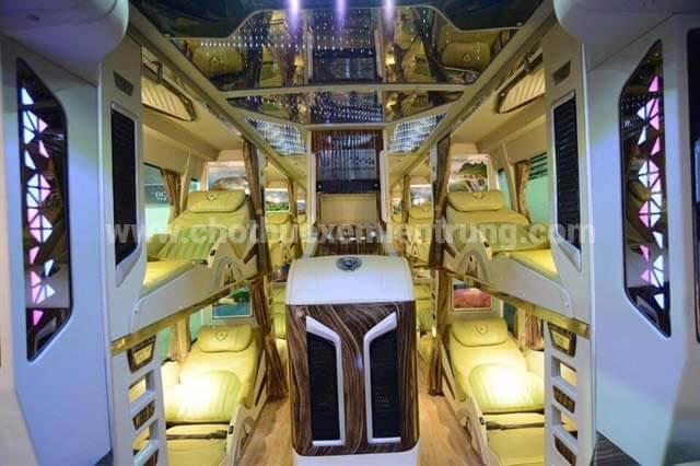 Xe Limousine Sài Gòn đi bạc liêu