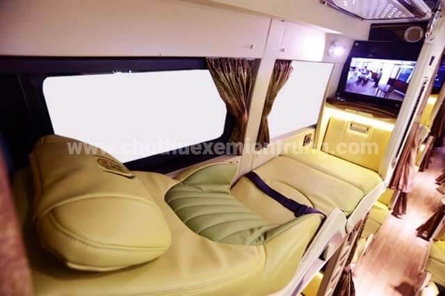 Xe Hào Limousine Sài Gòn đi bạc liêu