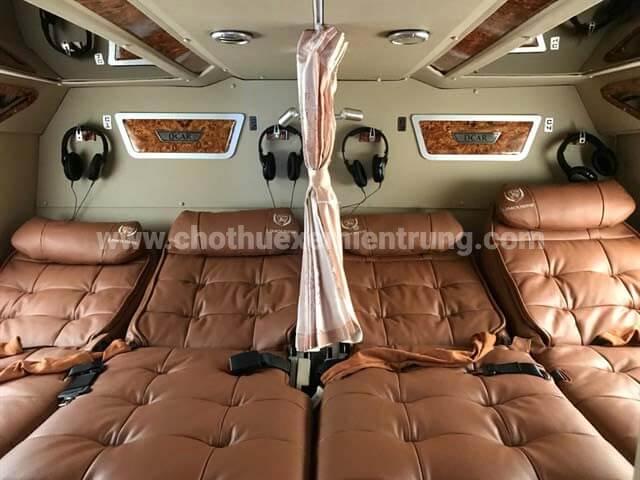 Xe Limousine Kim Anh Sài Gòn