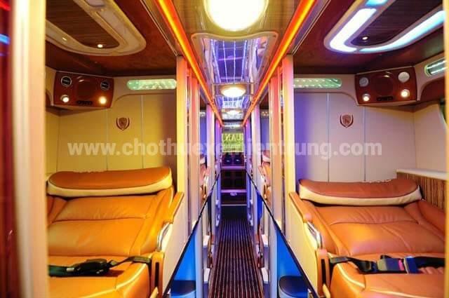 Top 10 hãng xe Limousine giường nằm tuyến Sài Gòn sang chảnh