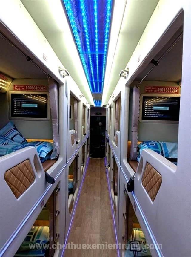 xe limousine Sài Gòn Buôn mê thuộc