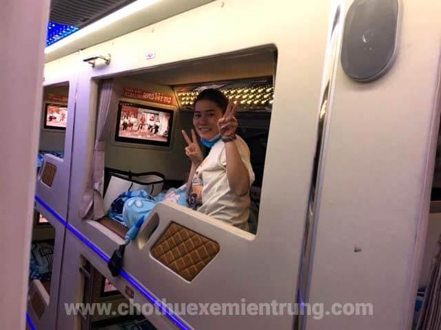 Nhà xe limousine Tiến Oanh Sài Gòn Buôn mê thuộc