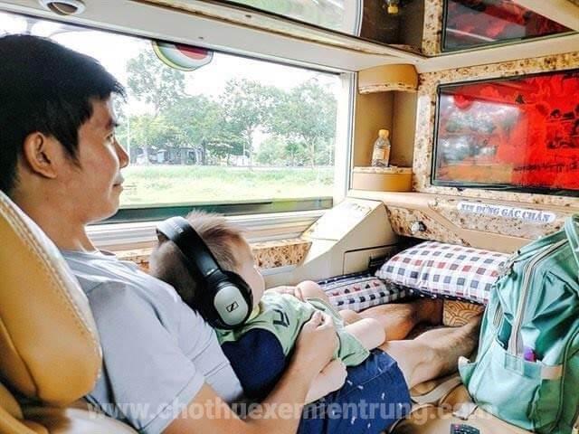 Xe Limousine giường nằm Sài Gòn đi Cà Mau