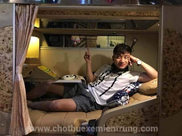 Xe Limousine Ngọc Anh Sài Gòn đi Cà Mau