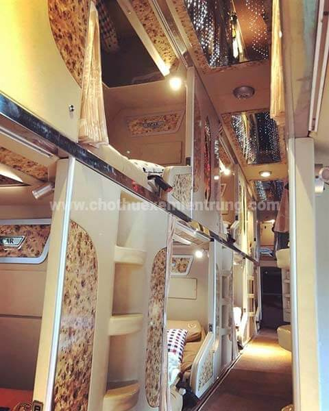 Xe Limousine Sài Gòn đi Cà Mau Ngọc Anh