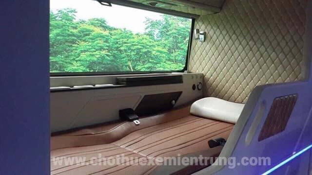 Xe Limousine giường nằm Sài Gòn đi Đăk Lăk