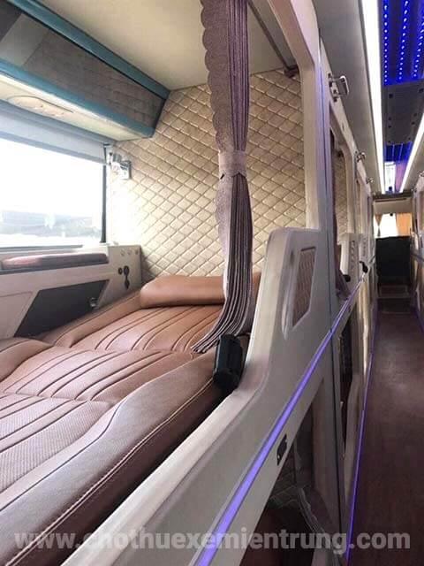 Xe Limousine giường nằm Sài Gòn đi ĐakLak Tuấn Lợi