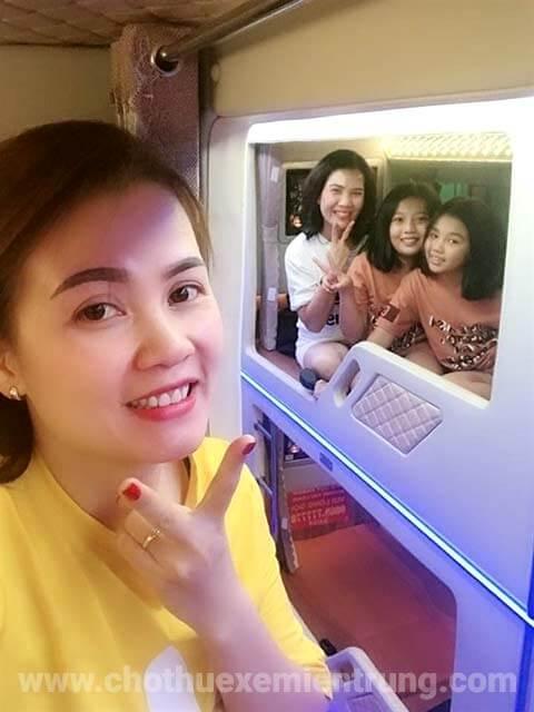 Xe Limousine giường nằm Sài Gòn đi Phan Ran