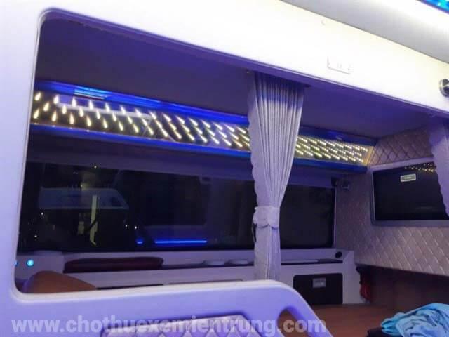 Xe Limousine Tân Niên Sài Gòn đi Vũng Tàu