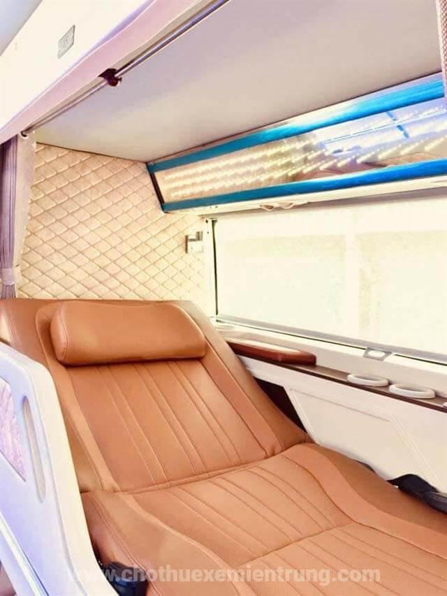 Xe limousine giường nằm tp hcm hà tiên