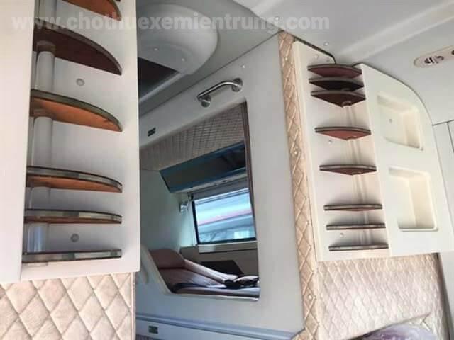 Xe limousine Tp hcm hà tiên