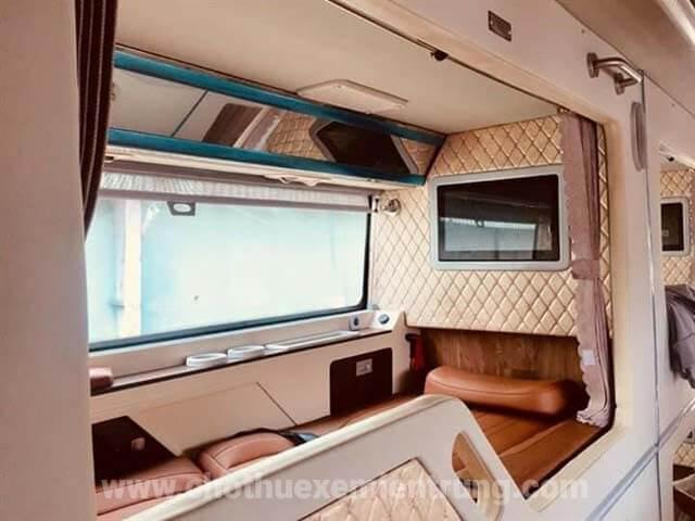 Xe Nhà Limousine Sài Gòn Nha Trang