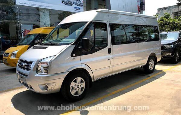 Cho thuê xe ford transit 16 chỗ tại Đà Nẵng
