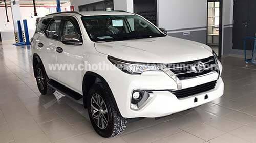 Toyota Fortuner, Honda CR-V bán kèm phụ kiện vẫn đắt hàng