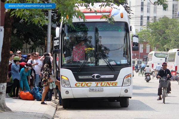 Lịch trình bến xe phía Nam Huế
