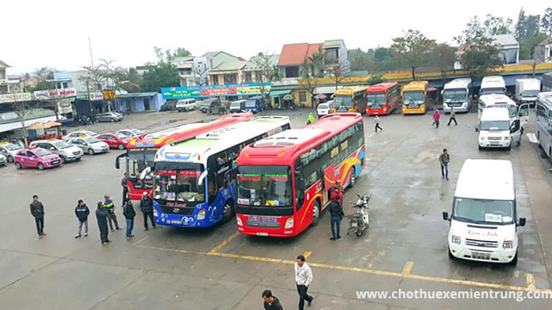 Bến xe phía Nam Huế: Thông tin lịch trình các tuyến xe