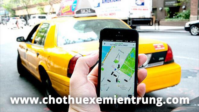 Đi chung taxi là gì