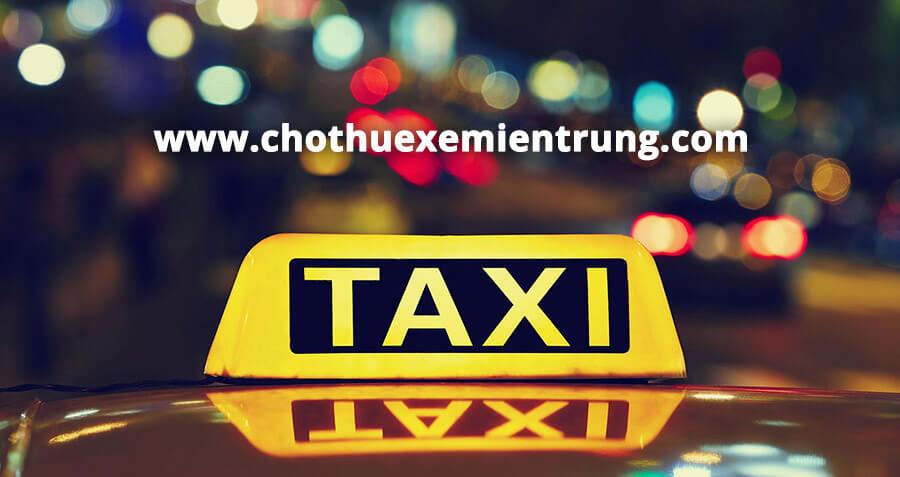 dịch vụ taxi giá rẻ