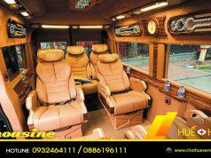 vé xe Limousine Huế Hội An