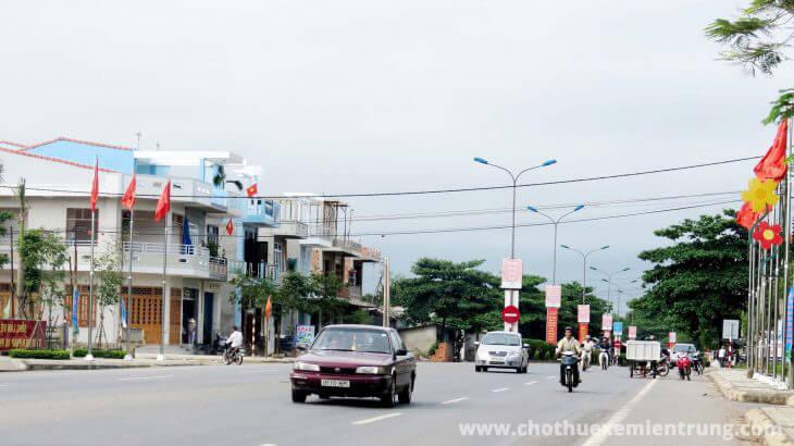 Từ sân bay Phú Bài về Tp Huế